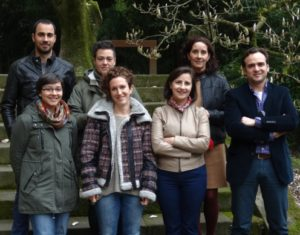 Grupo de Viticultura, Olivo e Rosa da Misión Biolóxica de Galicia. Foto: MBG-CSIC.