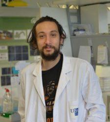 Santiago Vidal, primeiro autor do artigo. Foto: CiMUS.