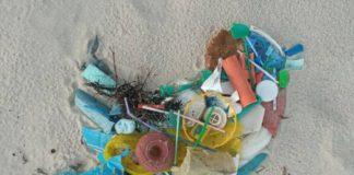 O estudo analiza un gran volume de chíos que fan referencia ao problema do lixo mariño. Fonte: IEO.