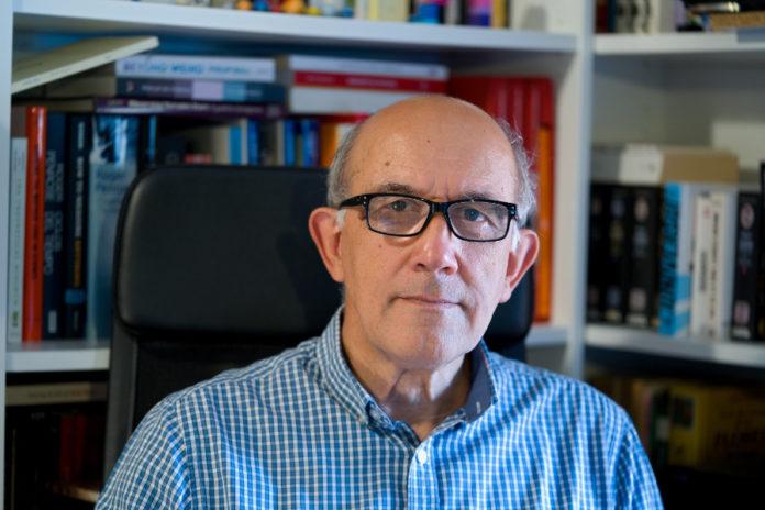 Javier Rey Campos é científico titular na Misión Biolóxica de Galicia. Foto: CSIC.