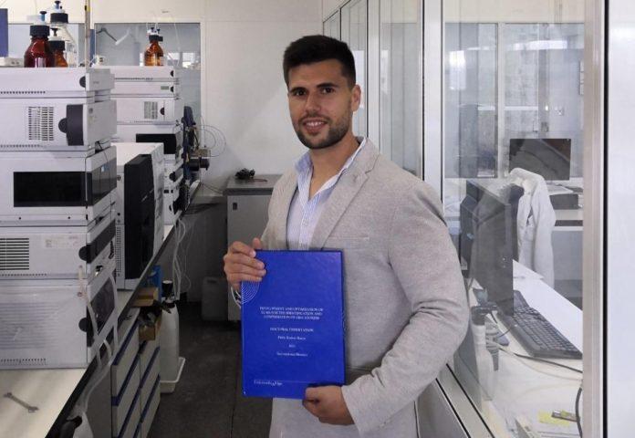Pablo Estévez é o autor da tese que desenvolve a nova metodoloxía. Foto: Duvi.