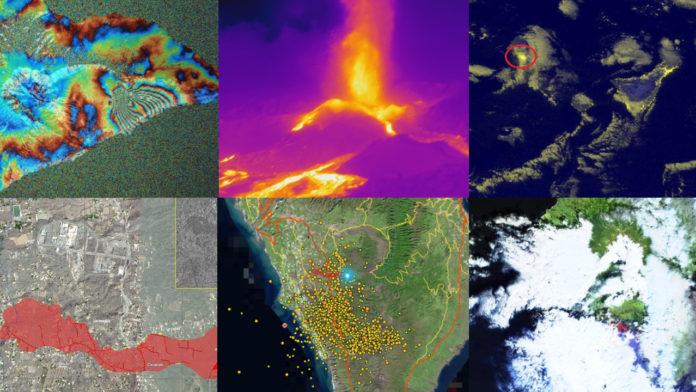 O desenvolvemento tecnolóxico respecto á erupción de 1971 está a permitir a obtención de moitos máis datos sobre o proceso que se vive en La Palma.