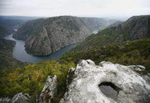Panorámica da Ribeira Sacra. Foto: Turismo de Galicia.
