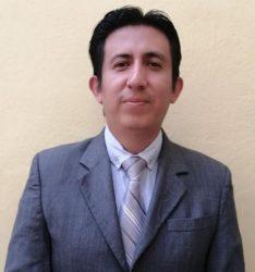 Javier Cabrera, autor da tese. Foto: DUVI.