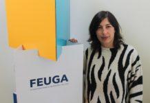 A responsable do Galicia Innovation Days, Tamara Rodríguez.