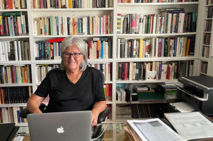 Milagros Candela Castillo investigou durante anos a traxectoria de Jimena Fernández de la Vega como pioneira da xenética.