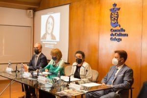 Presentación do libro editado polo Consello da Cultura Galega e a Real Academia Galega de Ciencias. Foto: RAGC.