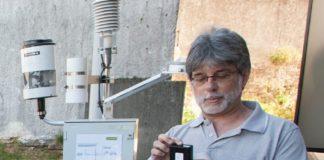 Salva Bará é profesor de Óptica na Facultade de Física da USC. Foto: Xunta de Galicia.
