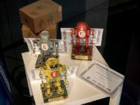 Os galardóns incluían unha obra do artista Gran Sátrapa.